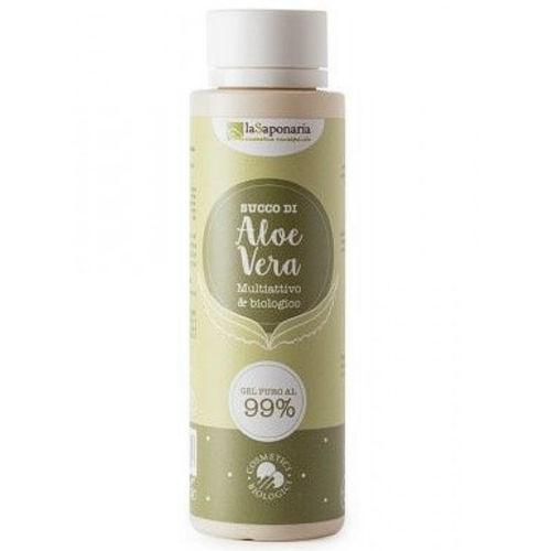 99% Aloe vera gel na tělo a vlasy  laSaponaria
