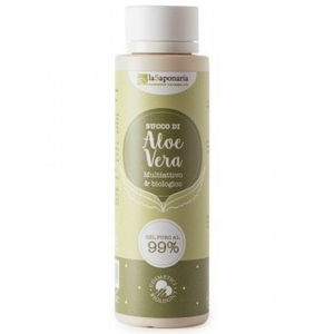 laSaponaria 99% Aloe vera gel na tělo a vlasy