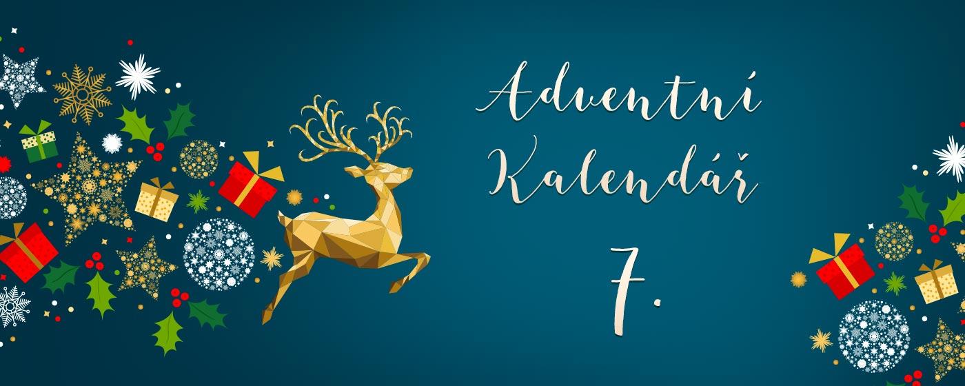 Adventní kalendář - 7. prosince 2020