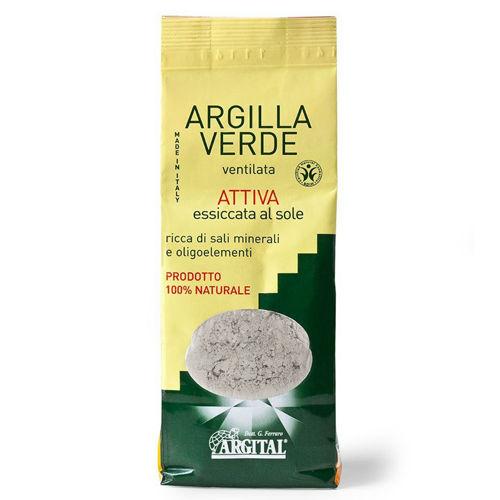 """Aktivní zelený jíl vysušený sluncem """"Ventilated"""" Argital"""