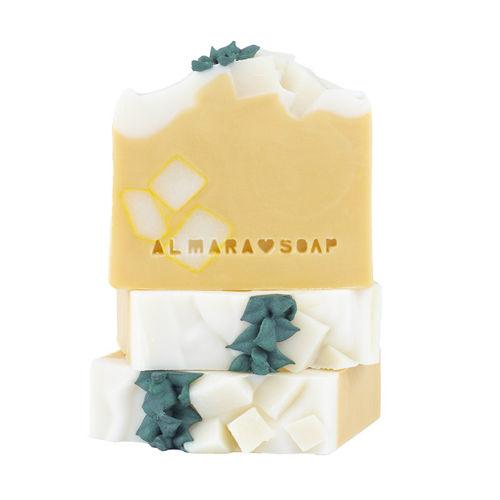 ALMARA SOAP Přírodní mýdlo Pina Colada Almara Soap