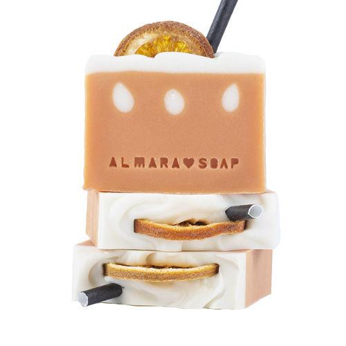 ALMARA SOAP Ručně vyrobené přírodní mýdlo Summer Spritz Almara Soap