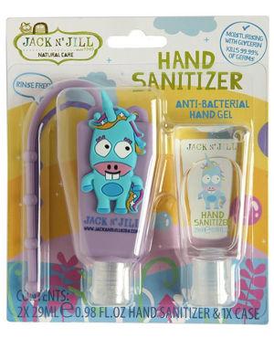 Jack N' Jill Antibakteriální gel na ruce pro děti Jednorožec