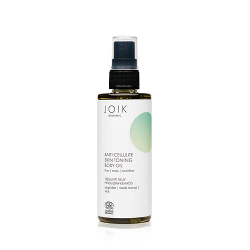 Anticelulitidový tonizující tělový olej JOIK ORGANIC