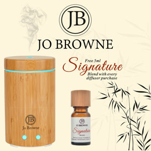 JO BROWNE Aroma difuzér Bamboo