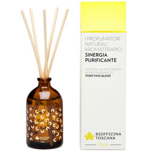 Aroma difuzér Očisťující vůně pro domov Biofficina Toscana