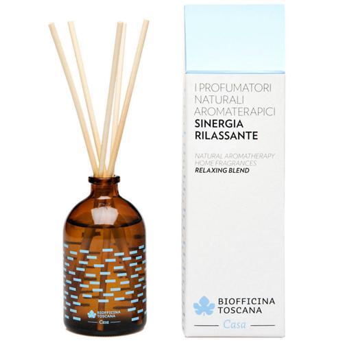 Aroma difuzér Relaxační vůně pro domov Biofficina Toscana