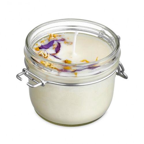 Aromaterapeutická sojová svíčka Pro pohodu dětiček Soaphoria