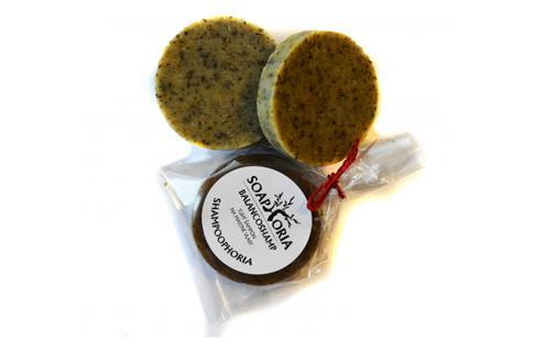 BalancoShamp - tuhý šampon na mastné vlasy Soaphoria