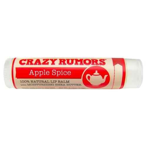 Balzám na rty Apple Spice | Čaj, jablka a skořice Crazy Rumors