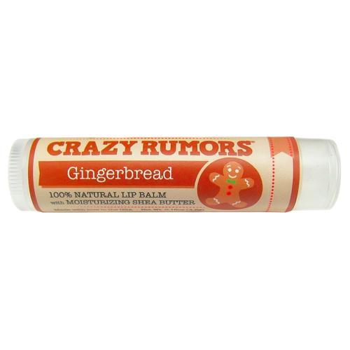 Recenze Balzám na rty Gingerbread | Perníček