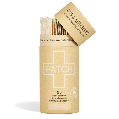 Bambusové náplasti Natural PATCH