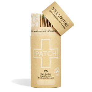 PATCH Bambusové náplasti Natural expirace 6/2021