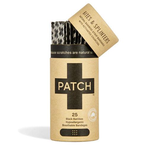 Bambusové náplasti s aktivním uhlím PATCH