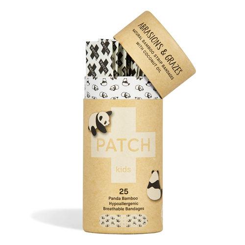 Bambusové náplasti s kokosovým olejem pro děti PATCH