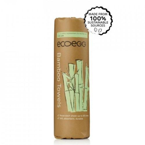 Bambusové utěrky EcoEgg