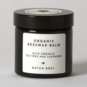 BATCH #001 BATCH #001 Organický balzám z včelího vosku s tea tree a levandulí 120 ml
