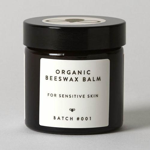 BATCH #001 Organický balzám z včelího vosku pro citlivou pokožku 120 ml BATCH #001