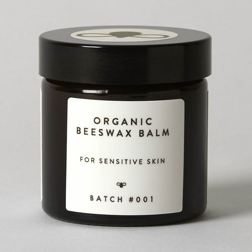 BATCH #001 Organický balzám z včelího vosku pro citlivou pokožku 60 ml BATCH #001