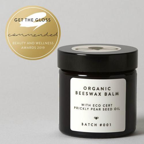 BATCH #001 Organický balzám z včelího vosku s opuncií 120 ml BATCH #001