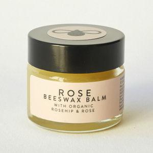 BATCH #001 BATCH #001 Organický balzám z včelího vosku s růží 15ml