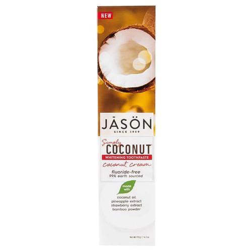 Bělící zubní pasta Simply Coconut Jāsön