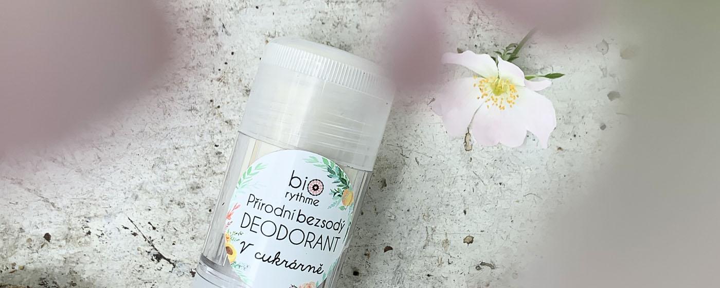 BIORYTHME - Bezsodý deodorant V Cukrárně