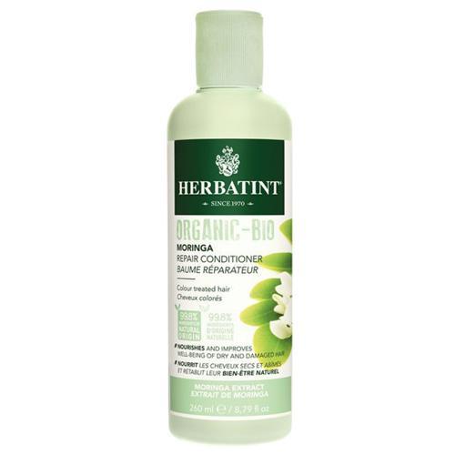 Bio kondicionér na barvené vlasy Moringa Repair Herbatint