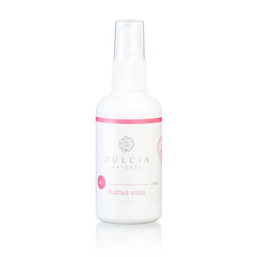 BIO Růžová voda  ve spreji Dulcia natural