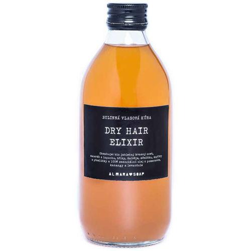 Vlasový oplach Dry Hair Elixir Almara Soap