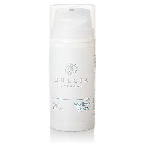 Čistící gel na obličej - Mýdlové ořechy Dulcia natural
