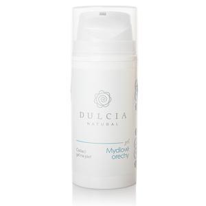 Dulcia natural Čistící gel na obličej - Mýdlové ořechy