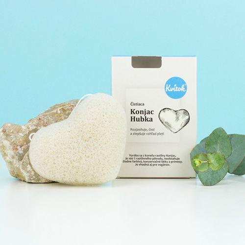 Čistící houba Konjac Navia