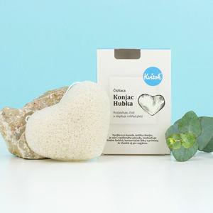 Navia/Kvitok Čistící houba Konjac
