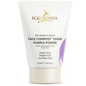 Eco by Sonya Čistící pleťová maska - Face Compost Mask