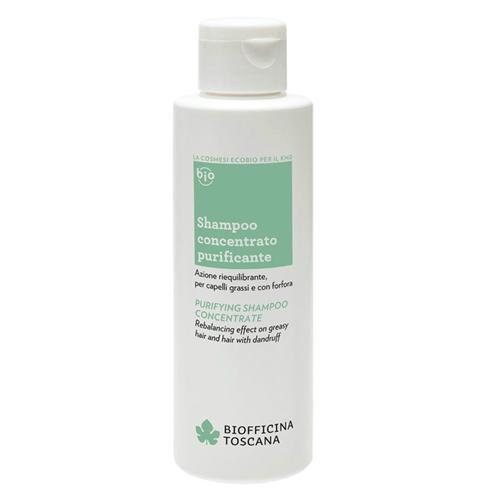 Čistící šamponový koncentrát Biofficina Toscana