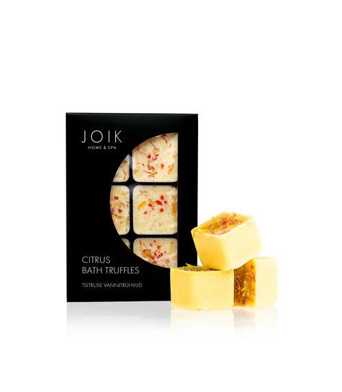 Citrusové lanýže do koupele JOIK HOME & SPA