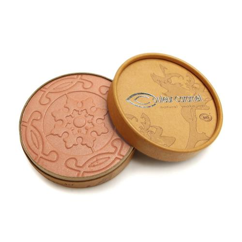 Bronzer 21 BIO Pearly Rosy Brown Couleur Caramel