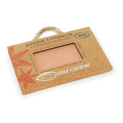 Kompaktní pudr 006 BIO Golden Brown Couleur Caramel