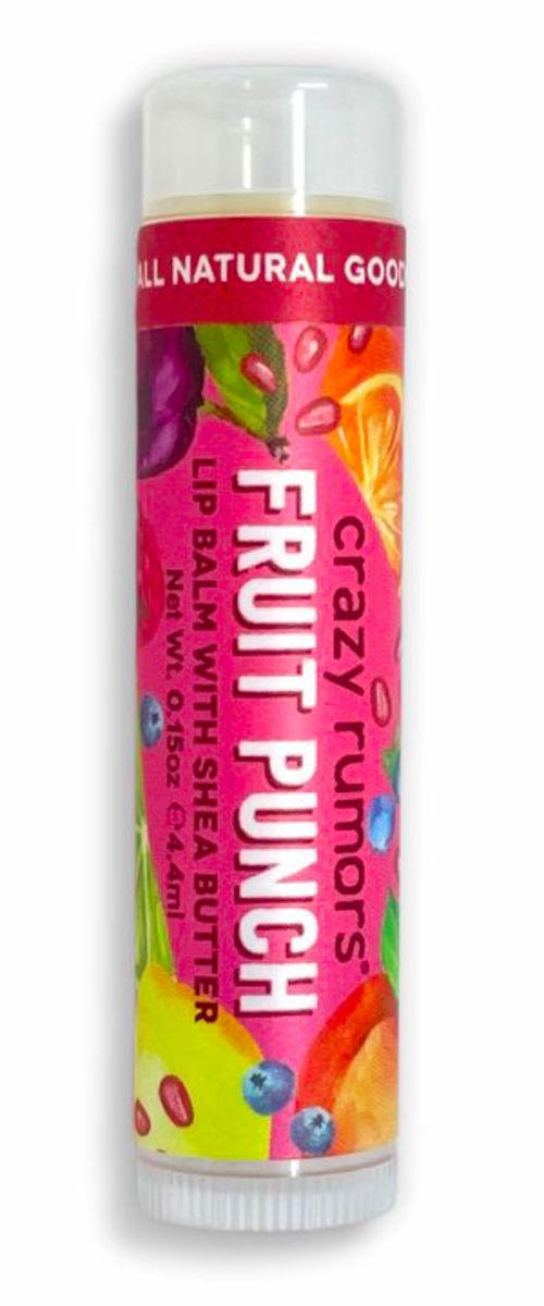 CRAZY RUMORS balzám na rty Fruit punch Crazy Rumors