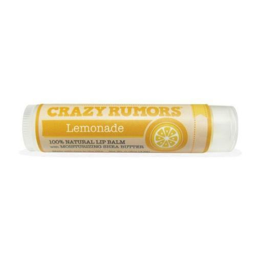 Balzám na rty Lemonade| Citronáda  Crazy Rumors