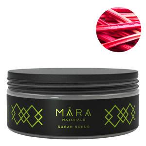 Mara Naturals Cukrový tělový peeling Rebarbora expirace 3/2019