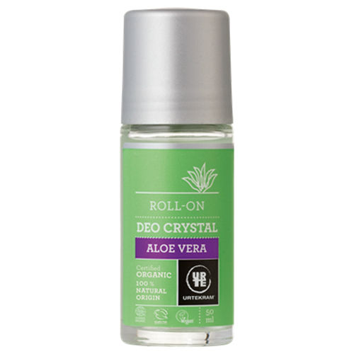 Deodorant roll-on Aloe vera Urtekram