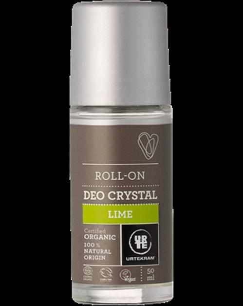 Deodorant roll-on Limetka Urtekram