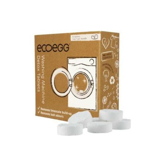 Detoxikační tablety do pračky EcoEgg