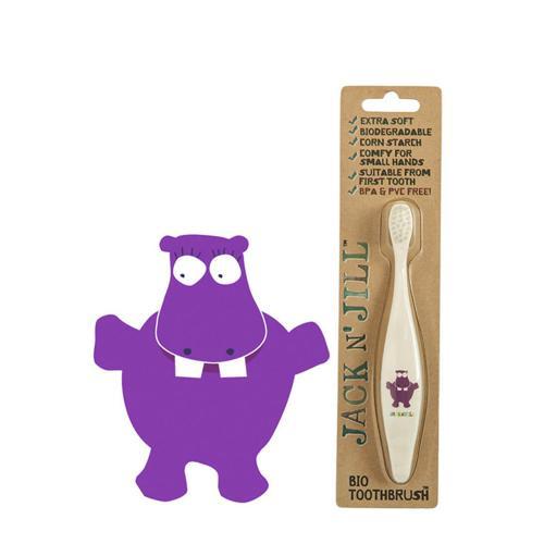 Dětský zubní kartáček Hrošík Jack N' Jill
