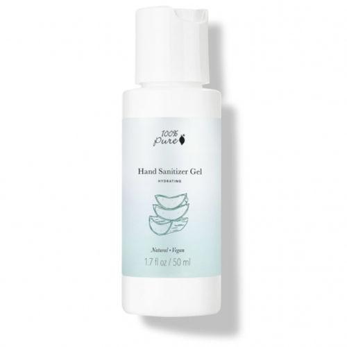 Dezinfekční gel na ruce bez vůně 100% Pure