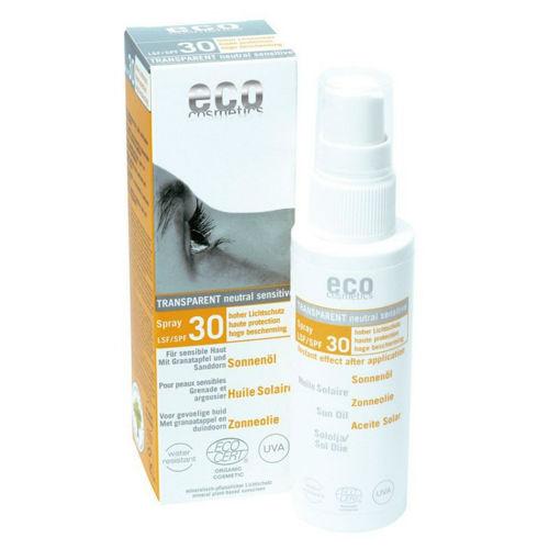 Opalovací olej ve spreji SPF 30 BIO Eco Cosmetics
