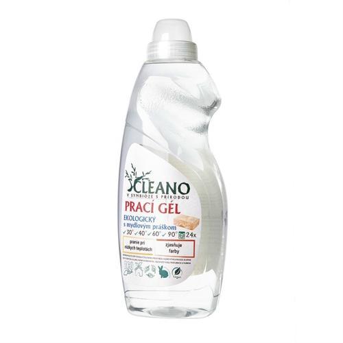 Ekologický prací gel s mýdlovým práškem Soaphoria