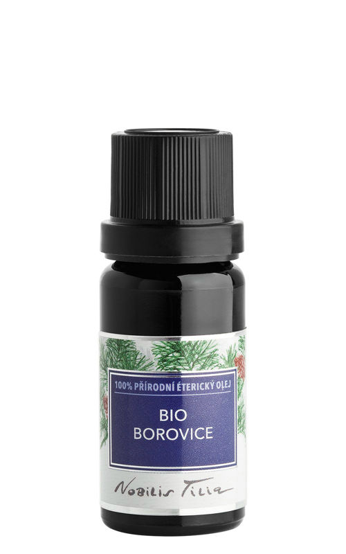 Éterický olej Borovice BIO Nobilis Tilia